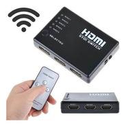 Switch Hdmi Selector 5 Puertos