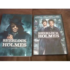 Película: Sherlock Holmes Robert Downey Jr, Jude Law