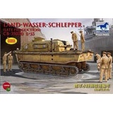 1/35 Carro Anfíbio Land-wasser-schlepper (late Prodction)