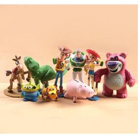 Coleção De Bonecos Toy Story Disney