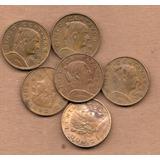 Moneda Cinco Centavos Josefa Ortiz Grande 1966
