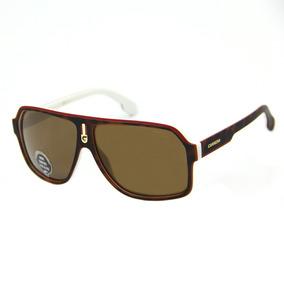 Oculos Carrera Dourado Lancamento De Sol - Óculos no Mercado Livre ... 82bc26eb66