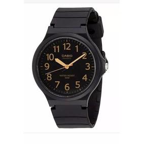 Relógio Analógico Casio Digital Mw-240-1b2vdf