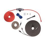 Rockford Fosgate 8 Awg Amplificador Kit De Instalación Con