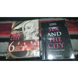 Sex And The City Pack Temporada 6 Dvd Originales + Libro