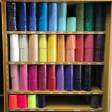 Cinta De Tela Tul De 14cm X 50mts X Rollo - Varios Colores