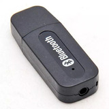 Receptor Bluetooth Usb Transmissor Musicas Cabo Auxiliar P2