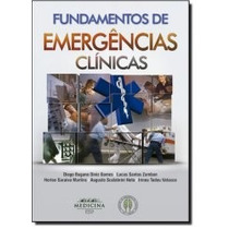 Livro - Fundamentos De Emergencias Clinicas - Novo - Lacrado