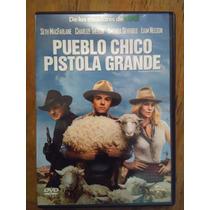 Pueblo Chico Pistola Grande ( Liam Neeson Y Charlize Thero)