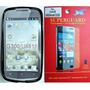Forro Gel + Lamina Protectora Huawei G300 U8818