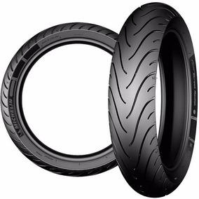 Llanta Michelin140/70r-17 Pilot Street Radial