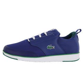 Zapatillas Lacoste Light 316 1 Gris/azul Hombre