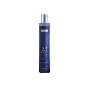 Shampoo Matizante Matiz Blond Maxiline Profissional 300ml