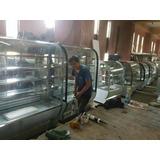 Fabricamos Exhibidores Refrigerados En Acero Inoxidable