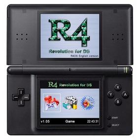 Cartão Com Jogos P/ Nintendo Ds Lite