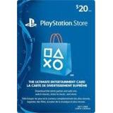 Playstation Network Card 20 Usd Mexico + Regalo