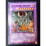 Yugioh Cyberdark Dragon Super 1st Dp04-en014