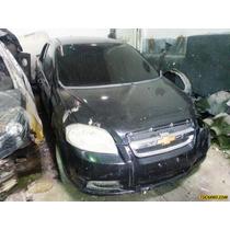 Chocados Chevrolet Aveo Lt Aut