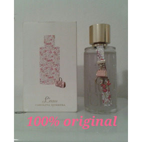 Perfume Carolina Herrera Original Edicion Leau De 100ml