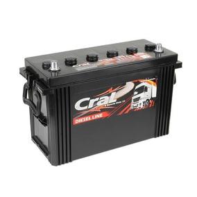 Bateria Automotiva 140ah Baixa Manute - Cral