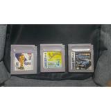 Game Boy Pokémon Oro Y Silver (no Guarda)+driver+worldcup98