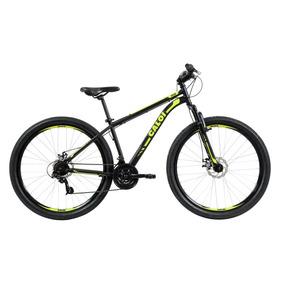Bicicleta Mtb Caloi Velox Aro 29 Susp Dianteira 21 Marchas