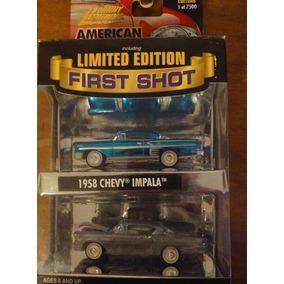 ¡¡¡limited Edition¡¡ Ya Johnny Lightning American Chrome¡¡