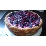 Torta Cheesecake Frutos Rojos!- Canning/ezeiza Envio Free!