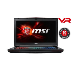 Not Game; Msi Gt72s; 6qe; Gtx 980; 32gb 512gb Ssd + 1tb 17.3