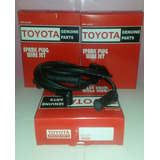 Cable De Bujía Toyota Starlet 4 Cilindro Motor 1.3 Año 92/99