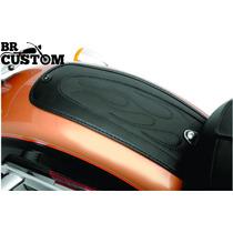 Acabamento Paralama Traseiro Flame Fender Harley/dyna