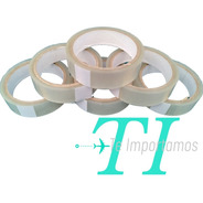 Cinta 24mm X 50 X 6u Adhesiva Confitera Transparente Embalar