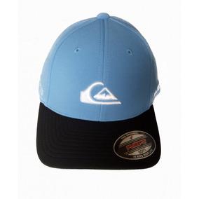9c58efef39006 Boné Quiksilver Embroyed Azul Tamanho Juvenil Original