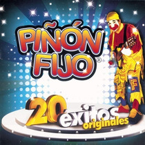 Cd Piñon Fijo 20 Exitos Originales Open Music
