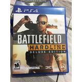 Juego Ps4 Battlefield Hardline Deluxe Edition