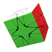Cubo Rubik Moyu Meilong Polaris Cube Stickerless - Belgrano