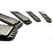 Herramienta Tenedor Marcador Puntadas Cuero 2 Mm 5 Dientes