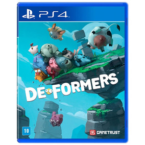Jogo Deformers Para Playstation 4 (ps4) - Gametrust