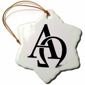 3drose Orn_157419_1 Alpha Omega Christian Porcelain Snowf...