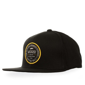 Gorra Vans Established 66 - 36yxblk - Negro - Unisex