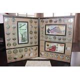 Álbum Coleccionador Para Monedas Conmemorativas