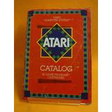 Catalogo De Jogos Original Atari 2600 Ok