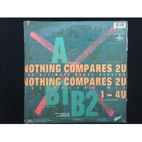 Vinilo Maxi12 Chyp-notic - Nothing Compares 2u - Europe 1990