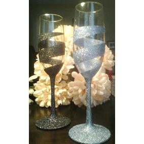 Copas De Champagne Vino Copones Centros De Mesa