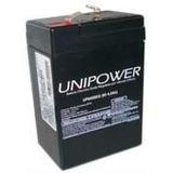 Bateria 6v 4,5ah Recarregavel Moto Elétrica Carro 4.5ah
