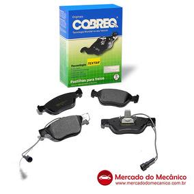 Pastilhas De Freio Dianteira Bravo / Marea - Cobreq N-534
