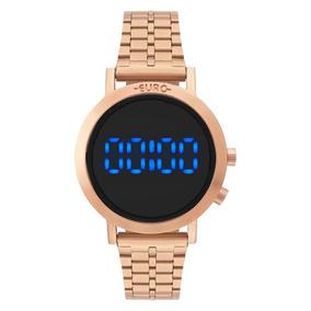 34d52d0fdd Relógio Euro Feminino Fashion Fit Rosé - Eubj3407ac t4f por Time Center