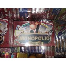 Monopolio Mania De Juguete Jugar Niño Y Niña