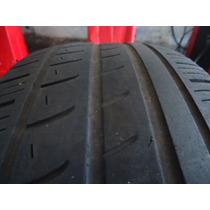 Pneu 205 55 15 Pirelli P7 Usado Meia Vida