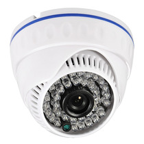 Camara Seguridad Domo 1200tvl 3.6y2.8mm 48 Led O Super Array